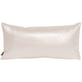 Ostrich Pearl Kidney Pillow