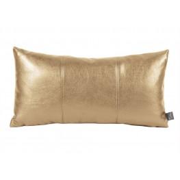 Shimmer Gold Kidney Pillow