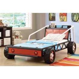 Twin Size Race Car Bed