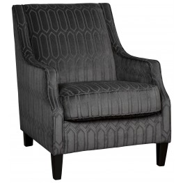 Entwine Graphite Accent Chair