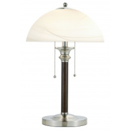 Lexington Walnut Table Lamp