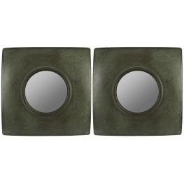 Jeremiah Mirrors Set of 2