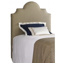 Coastal Living Block Island Sand Breach Inlet Twin Headboard