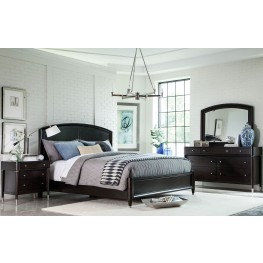 Vibe Merlot Bedroom Set