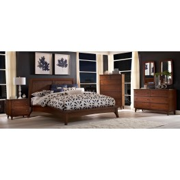 Mardella Platform Bedroom Set