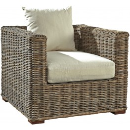 Cabana Brown Kubu Chair