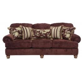 Belmont Claret Sofa