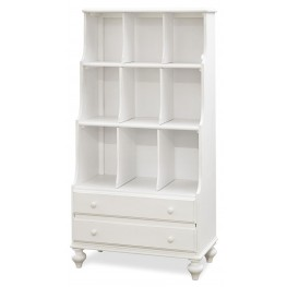 Smartstuff White Bookcase