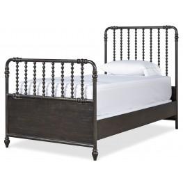 Smartstuff Black American Classic Full Metal Bed