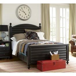 Smartstuff Black Reading Bedroom Set