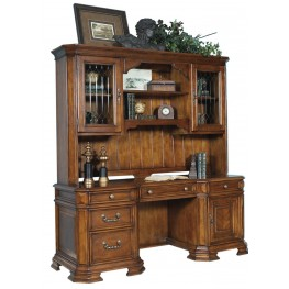Madison Computer Desk with Hutch