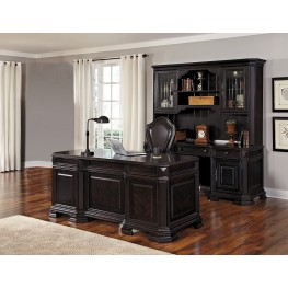 Lexington Library Home Office Set