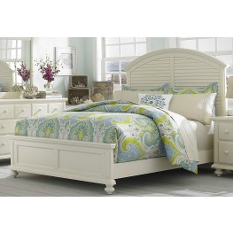 Seabrooke Queen Panel Bed
