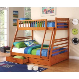 Cooper Twin Over Full Size Bunk Bed