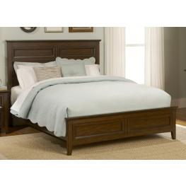 Laurel Creek Queen Panel Bed