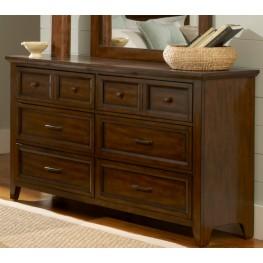 Laurel Creek 6 Drawer Dresser