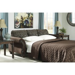 Grantswood Cocoa Queen Sofa Sleeper