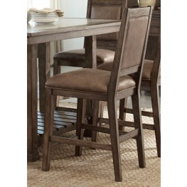 Stone Brook Upholstered Counter Chair