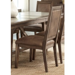 Stone Brook Upholstered Side Chair