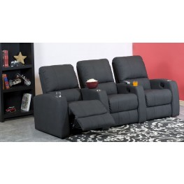 Pacifico Vinyl Home Theatre Seating