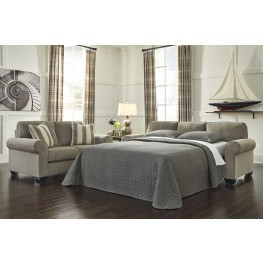 Baveria Fog Queen Sofa Sleeper
