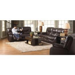 Arlington Mahogany Reclining Living Room Set