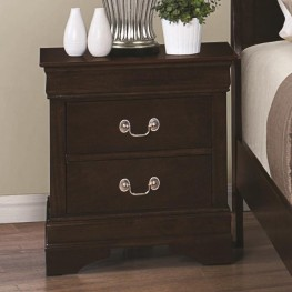 Louis Philippe Night Stand