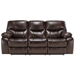 Pranas Brindle Reclining Sofa
