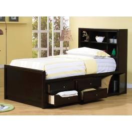 Phoenix Full Storage Bed
