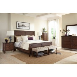 Cranford Panel Bedroom Set