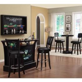Godard Black Olive Party II Bar Set
