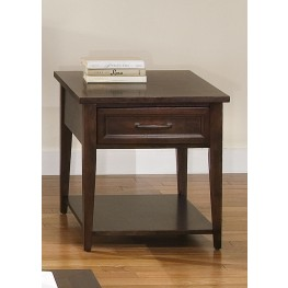 Lakewood Rectangular End Table