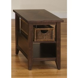 Lakewood Basket End Table