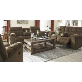 Antwan Truffle Reclining Living Room Set