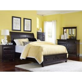 Farnsworth Sleigh Storage Bedroom Set