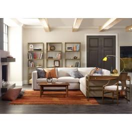 Studio 7H Brown Home Office Set