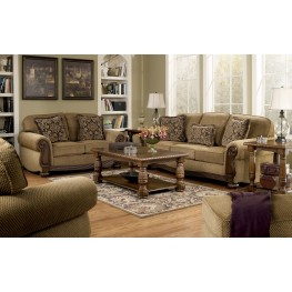 Lynnwood Amber Living Room Set