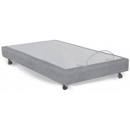 Simplicity 2.0 Gray Twin Xl Adjustable Bed