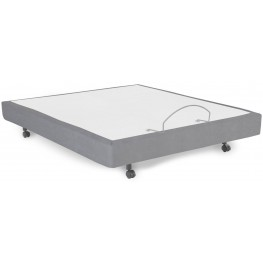 Simplicity 2.0 Gray Queen Adjustable Bed