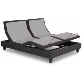 Black Cal. King Adjustable Bed