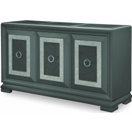Tower Suite Moonstone Credenza
