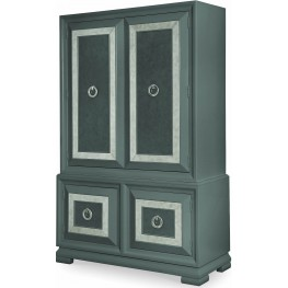 Tower Suite Moonstone Armoire