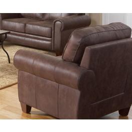 Bentley Brown Chair