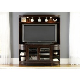 Avalon Entertainment Wall Unit