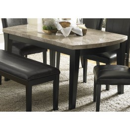 Cristo Marble Top Dining Table