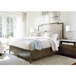 Playlist Brown Eyed Girl Harmony Upholstered Platform Bedroom Set
