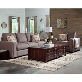 Rosanna Earthy Linen Living Room Set