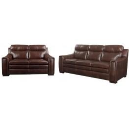 Amarillo Brown Living Room Set