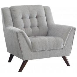 Baby Natalia Dove Gray Chair