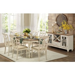 Azalea Extendable Dining Room Set
